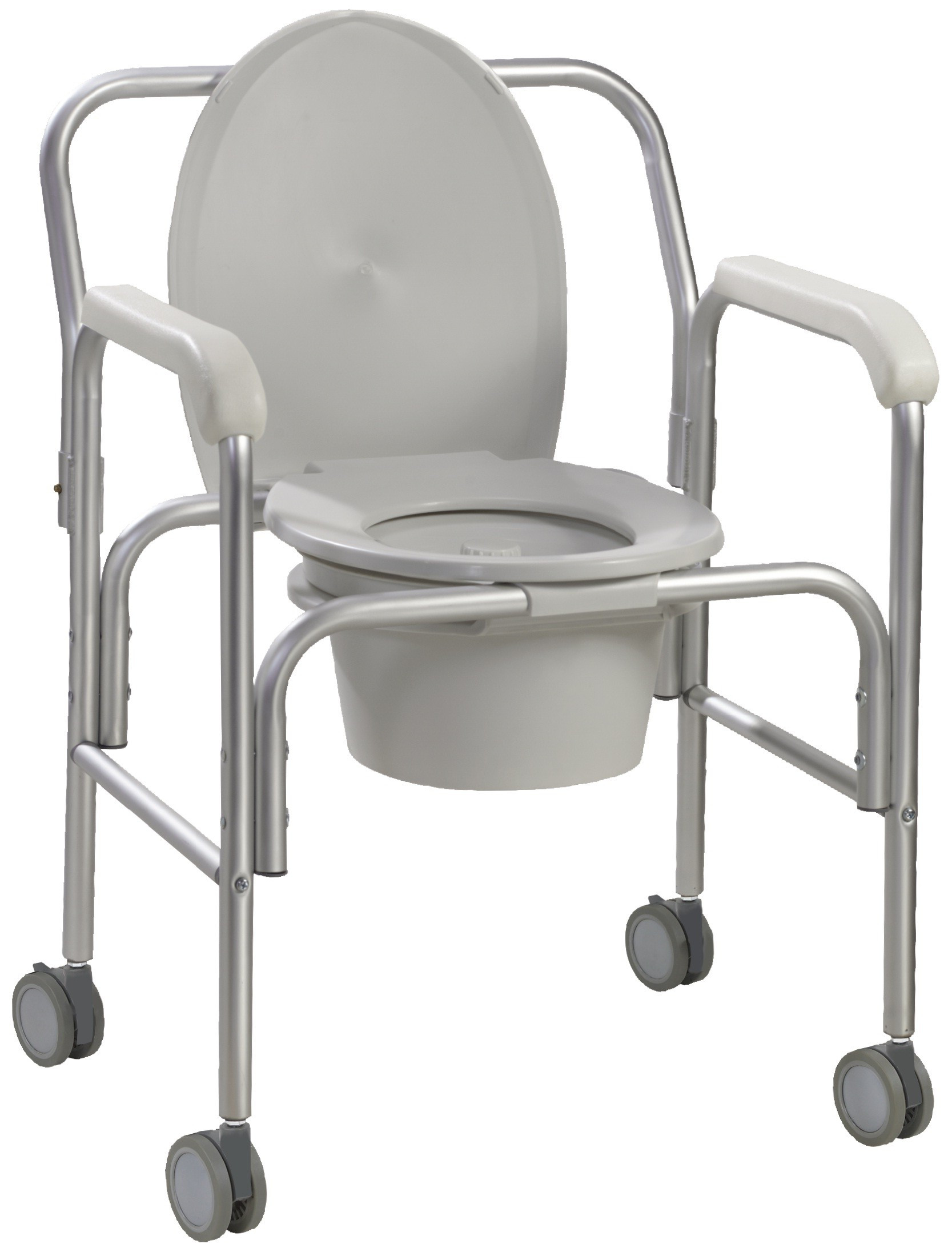 CMS 1001 - Commode Aluminum