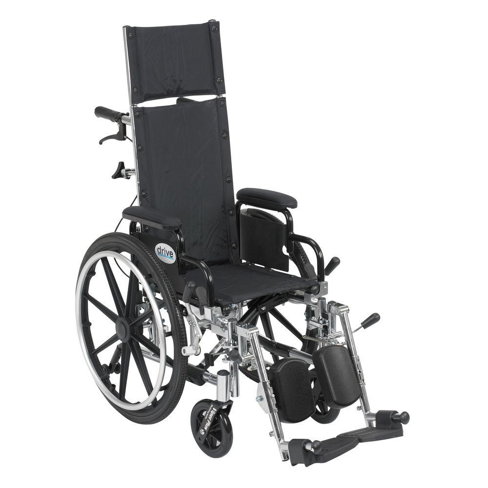 CMS 1103 - Reclining Wheelchair
