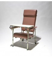 CMS 1025 - Geriatric Chair Adjustable Height with Rear Wheels