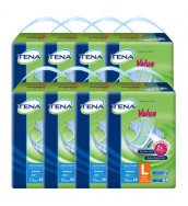 CMS 1140 - Adult Diapers (TENA VALUE), Large