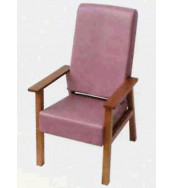 CMS 1027 - Geriatric Wooden Day Chair