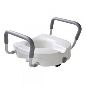 CMS 1008 - Toilet Seat 3 Flip Up Arm Raised
