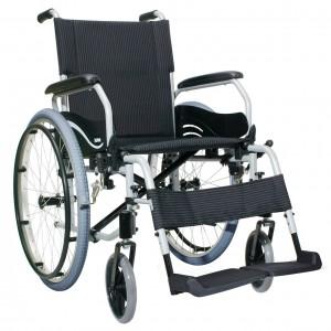 """CMS 1100 - 18"""" Standard Lightweight Wheelchair"""